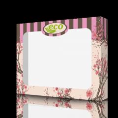 Коробка картонная для полотенец Sakura...