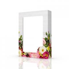 Коробка картонная для полотенец Chamomile 70К-07001