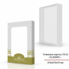 Подарочная упаковка из картона верх-дно