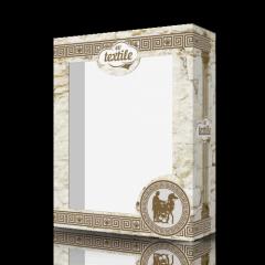 Коробка картонная для полотенец Рим 2Г-34502