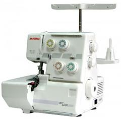 Оверлок Janome ML 204D. Оборудование швейное