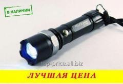 Тактический фонарик BL 8626 Т6 158000W