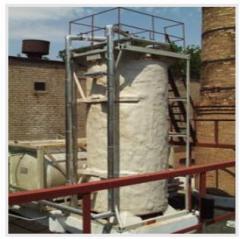 AKT-U thermal accumulator