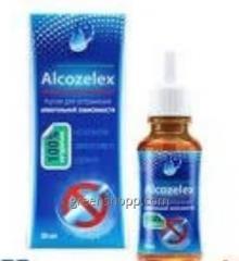 Капли от алкоголизма Alcozelex Алкозелекс