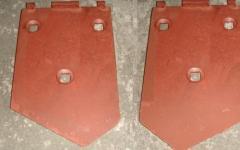 ANNA Z - 644  нож правый / левый