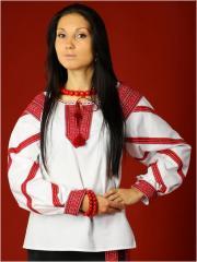 Женская блузка - вышиванка ЖБ 15