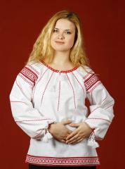 Блузы,  Женская блузка - вышиванка ЖБ 45