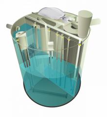 Установки для очистки воды,моноблочные,Херсон