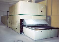 Печь тоннельная хлебопекарная А2-ХПН-25 для