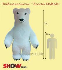 INFLATABLE SUIT (pneumosuit) Polar Bear