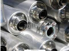 Castings from aluminum alloys weighing from 0,03