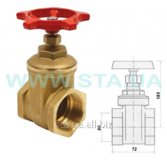 Latches of 80 mm brass maple muftovy