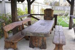 Мебель под старину, мебель садовая, мебель для