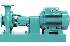 "Electric pump unit of type ""K"
