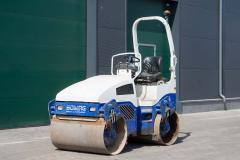 Diesel compactor BOMAG BW120AD 4