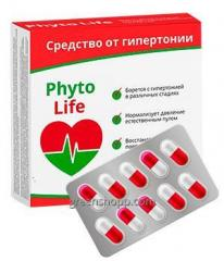 Капсулы от гипертонии PhytoLife (ФитоЛайф)