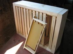 Frames for beehives Wooden