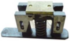 Токосьемный башмак на экскаватор ЭКГ-5(запчасти