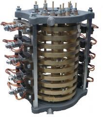 Токоприемник, токосъемник крана ДЭК-251, ДЭК-321,