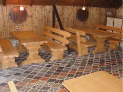 Мебель деревянная.
