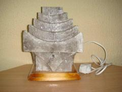 Соляная лампа - соляной светильник