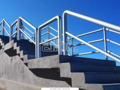 Монолитные железобетонные лестницы,купить