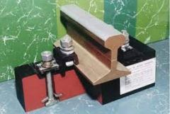 Pads electric insulating for joints rail (to sell,