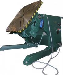 Rotators welding