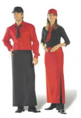 Suits for waiters and bartenders