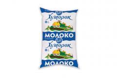 """Молоко в Украине, молоко """"Хуторок"""","""