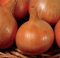 Onions a grade the Globe, from the producer from