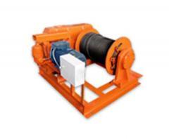 Pulling electric windlass TAL-8 Promreduktor