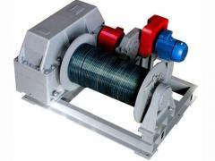 Тяговая электрическая лебедка ТЭЛ-10 Промредуктор