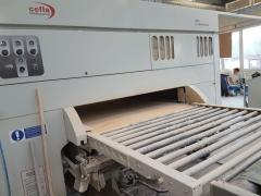 Покрасочная кабина Cefla Mito used