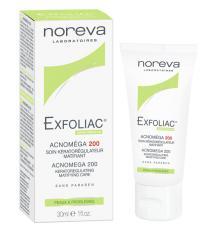 Cream of Aknomega of 200 30 ml Exfoliac