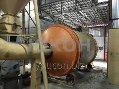 Drying AVM 0.65 (drum drying) Drying complex...