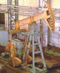 Станок качалка тип СК-125-3.0-56