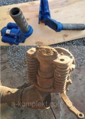 Выполняем полный комплекс услуг по ремонту запчастей