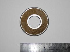 Элемент фильтрующий масляный 54.57.020А КАМАЗ, МТЗ гидросистемы (сетка) (пр-во г.Ливны) D= 25х60мм