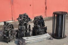 Транспортер наклонной камеры ЗМ-90 короткий(3