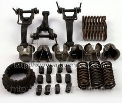 Ремкомплект корзины сцепления Д-240, МТЗ-80 (колпачек+резинка) (арт.1175)