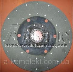 Диск сцепления А-01 (жесткй) (01М-21Сб).