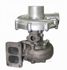 Турбокомпрессор ТКР 10ТТ Евро 2 (КЗ6-30-01) (КЗ6-87-01)