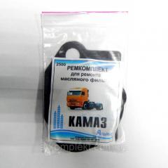 Набор масляного фильтра КАМАЗ (с прокладкой) (арт.2500)