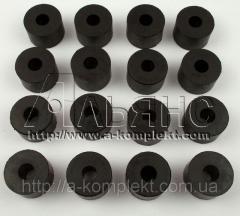 Набор амортизаторов полужесткой муфты редуктора К-700А, К-701 (арт.4212)