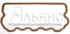 Прокладка клапанной крышки (04-06-27-1) А-01 (сов.гол.)