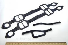 Комплект прокладок газопровода (4 шт., паук) ЗИЛ-130 (арт.19145)