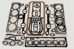 Набор прокладок с РТИ двигателя Урал-375 (арт.1980)
