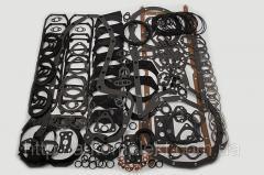 Набор прокладок с РТИ двигателя (разд. головка) ЯМЗ-240 (арт.19282)