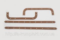 Прокладка поддона (236-1009040-АЗ) ЯМЗ-236 (арт.19183)